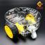 โครงรถ หุ่นยนต์ Smart Car Chassis 2 ชั้น thumbnail 2