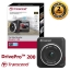 Transcend Dashcam DrivePro 200 + Free Card Memory 16 GB Inside thumbnail 1