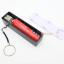 Power Bank แหล่งจ่ายไฟสำหรับ Arduino ESp8266 ชาร์จไฟผ่าน USB ถ่าน 18650 1 ก้อน สีดำ thumbnail 6