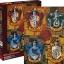 Aquarius Harry Potter Crests 1000 Piece Jigsaw Puzzle thumbnail 1