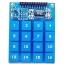 สวิตช์สัมผัส TTP229 16-way capacitive touch switch digital touch sensor module thumbnail 1