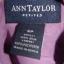 เสื้อสายเดี่ยว สีม่วง แบรนด์ ANN TAYLOR อก 33 นิ้ว thumbnail 5