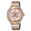 Casio Sheen Chronograph นาฬิกาข้อมือ รุ่น SHE-3803SG-7A (Silver/Pink gold) thumbnail 1