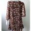 """Dress0365--เดรสแฟชั่น นำเข้า สวยๆ """"อก 34 นิ้ว"""" thumbnail 3"""