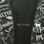เสื้อสเวตเตอร์ ลายคาถา สีดำ : งานหลุดQC USJ thumbnail 3