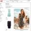 """เสื้อสายเดี่ยว สีชมพูบานเย็น H&M """"อก 33 นิ้ว"""" thumbnail 6"""