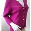 BNK0295--เสื้้อคลุมแฟชั่น นำเข้า สีชมพู WORTHINGTON อก 38-44 นิ้ว thumbnail 2