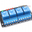 Relay Module 5V 4 Channel isolation control Relay Module Shield 250V/10A thumbnail 4