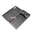 Power Bank แหล่งจ่ายไฟสำหรับ Arduino ESp8266 ชาร์จไฟผ่าน USB ถ่าน 18650 6 ก้อน สีดำ thumbnail 8