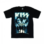 KISS rock band t shirts cotton100% S-2XL [NTS]