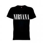 เสื้อยืด วง Nirvana แขนสั้น แขนยาว S M L XL XXL [16]