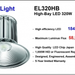 LED High-Bay รุ่น EL 320 HB