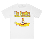 The Beatles rock band t shirts white tees cotton 100 S M L XL XXL [1]