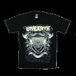 Unearth rock band t shirts cotton100% S-2XL [NTS]