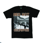 Red Hot Chili Peppers rock band t shirts Vintage styles screen S-2XL [Easyriders]