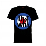 The Who rock band t shirts or long sleeve t shirt S M L XL XXL [THEWHO1249]