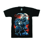 เสื้อยืด วง Children of Bodom แขนสั้น สกรีนเฉพาะด้านหน้า สั่งได้ทุกขนาด S-XXL [NTS]
