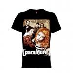 เสื้อยืด วง Paramore แขนสั้น แขนยาว S M L XL XXL [1]