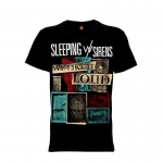 Sleeping With Sirens rock band t shirts or long sleeve t shirt S M L XL XXL [8]