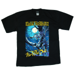 Iron maiden rock band t shirts cotton100% S-2XL [NTS]
