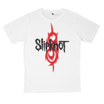 Slipknot rock band t shirts white tees cotton 100 S M L XL XXL [2]