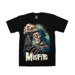 Misfits rock band t shirts cotton100% S-2XL [NTS]