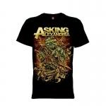 Asking Alexandria rock band t shirts or long sleeve t shirt S M L XL XXL [4]