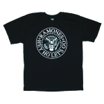 Ramones rock band t shirts Vintage styles screen S-2XL [Easyriders]