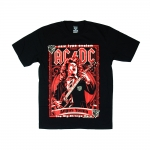 AC/DC rock band t shirts cotton100% S-2XL [NTS]
