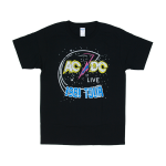 AC/DC rock band Not in This Lifetime tour. t Gildan shirts xS-3XL [Gildan]