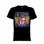 Saxon rock band t shirts or long sleeve t shirts S-2XL [Rock Yeah]