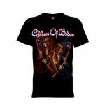 เสื้อยืด วง Children of Bodom แขนสั้น แขนยาว S M L XL XXL [2]