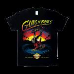 เสื้อทัวร์ วง Guns N Roses Not in This Lifetime tour ผ้า Gildan xS-3XL [16]