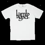 Lamb of God rock band t shirts white tees cotton 100 S M L XL XXL [4]