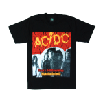 AC/DC rock band t shirts Vintage styles screen S-2XL [Easyriders]