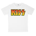 KISS rock band t shirts white tees cotton 100 S M L XL XXL [1]