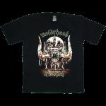 Motorhead rock band t shirts cotton100% S-2XL [NTS]