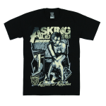 Asking Alexandria rock band t shirts or long sleeve t shirt S M L XL XXL [1]