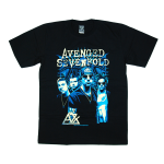 Avenged Sevenfold rock band t shirts cotton100% S-2XL [NTS]