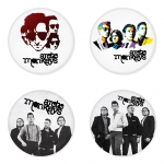 Arctic Monkeys button badge 1.75 inch custom backside 4 type Pinback, Magnet, Mirror or Keychain. Get 4 in package [7]