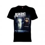 Asking Alexandria rock band t shirts or long sleeve t shirt S M L XL XXL [7]