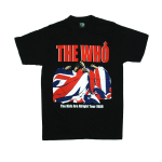 The Who rock band t shirts Vintage styles screen S-2XL [Easyriders]