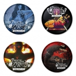 Bullet for my Valentine button badge 1.75 inch custom backside 4 type Pinback, Magnet, Mirror or Keychain. Get 4 in package [3]