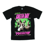 Green day rock band t shirts cotton100% S-2XL [NTS]
