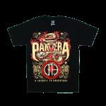 Pantera rock band t shirts cotton100% S-2XL [NTS]