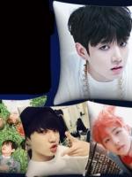 หมอนนอนเกาหลี BTS พิมพ์ลายหน้าหลัง มี84ลาย