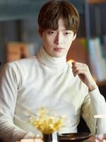 เสื้อแขนยาวคอเต่า สีขาว คังฮยอนมิน Cinderella and Four Knights