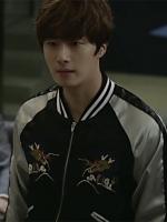 เสื้อแจ็คเก็ตแขนยาว คังจีอุน Cinderella รูปมังกร มี3สี