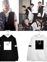 เสื้อฮู้ดแจ็คเก็ตแขนยาวเกาหลี BTS Running มี2สี