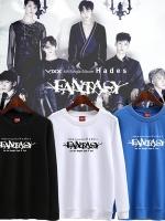 เสื้อแฟชั่นแขนยาวเกาหลี VIXX Hades Fantasy มี4สี